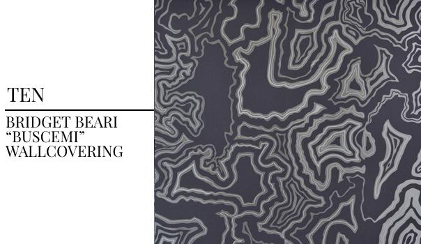 Pulp Design Studios Trend Picks- Bridget Beari Wallcovering