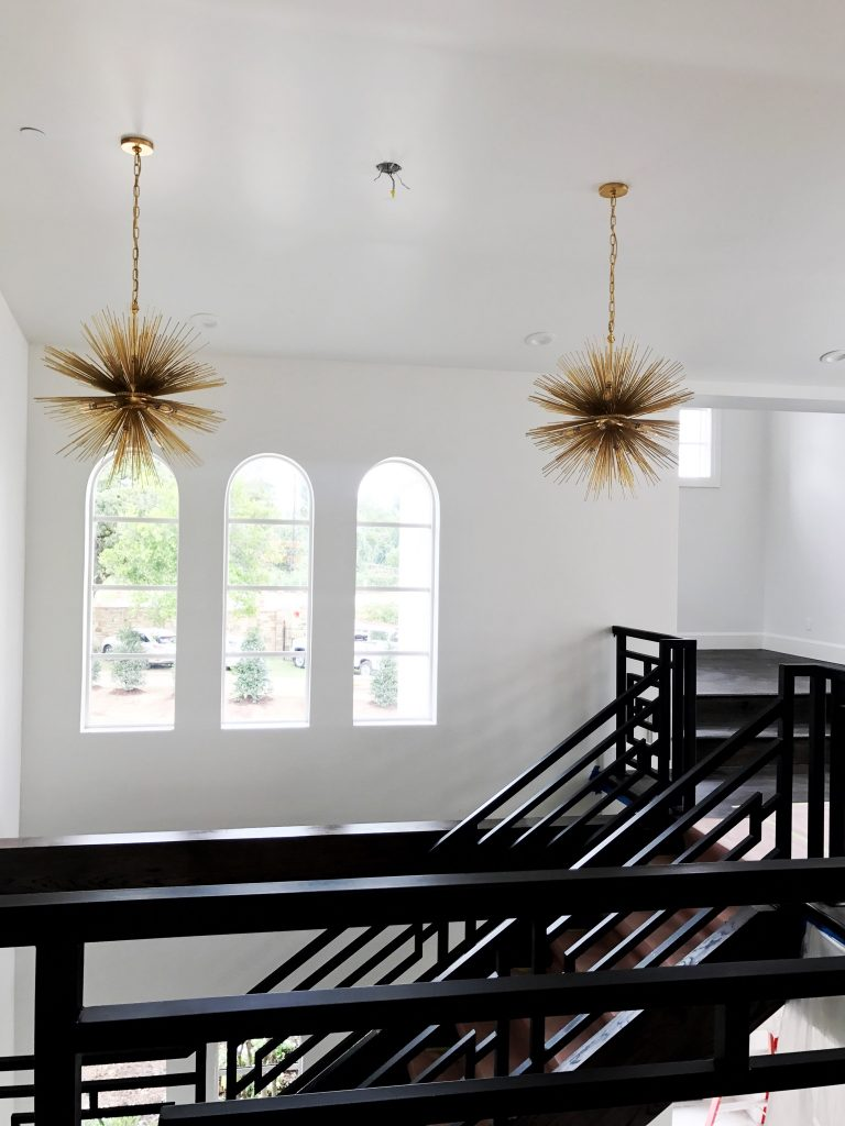 Pulp Design Studios Dallas Showhouse Lighting