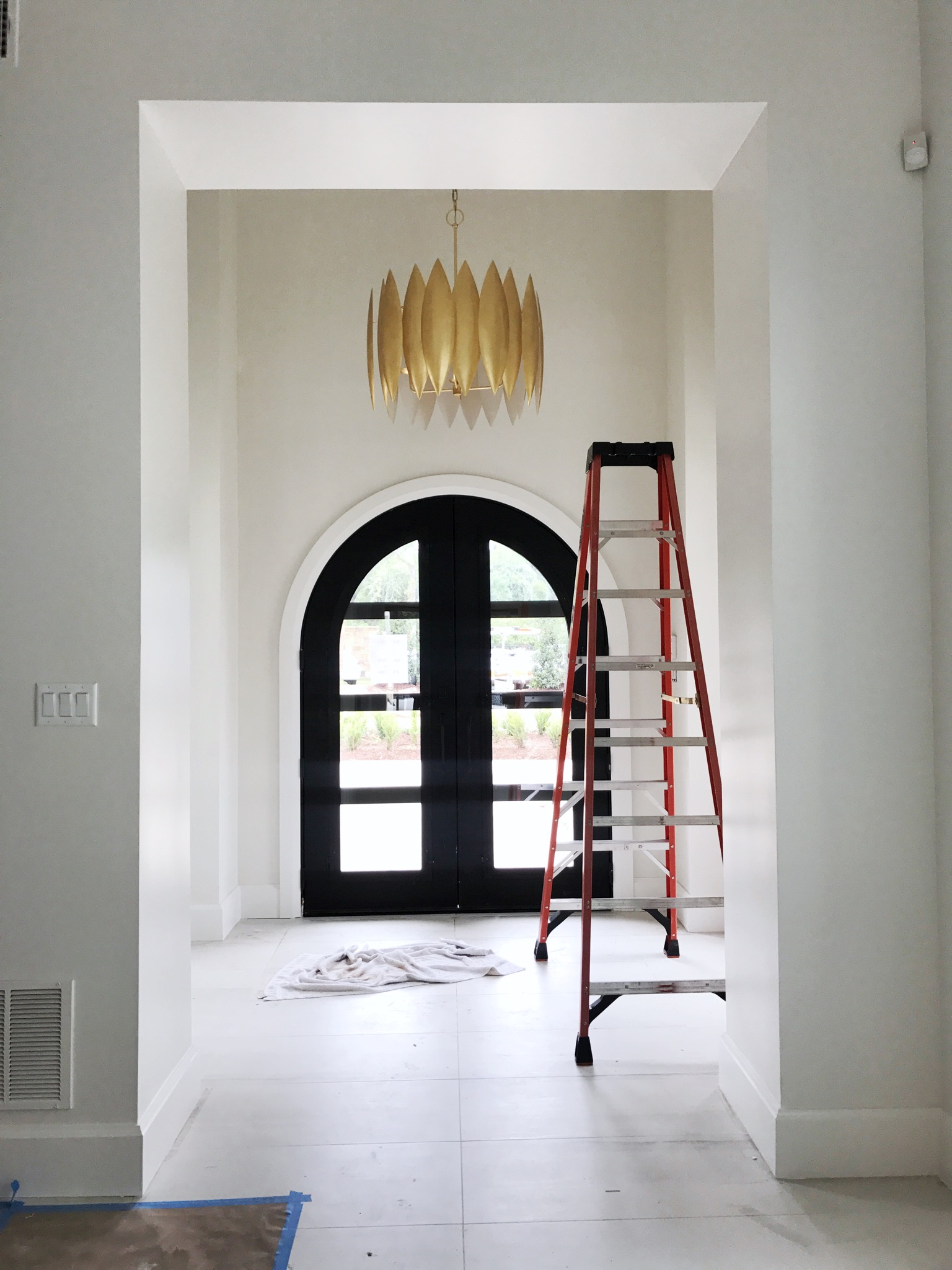 Pulp Design Studios Dallas Showhouse Lighting Install