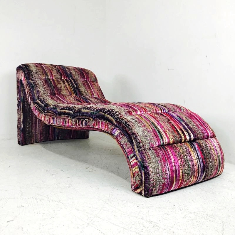Pulp Design Studios S Harris Chaise