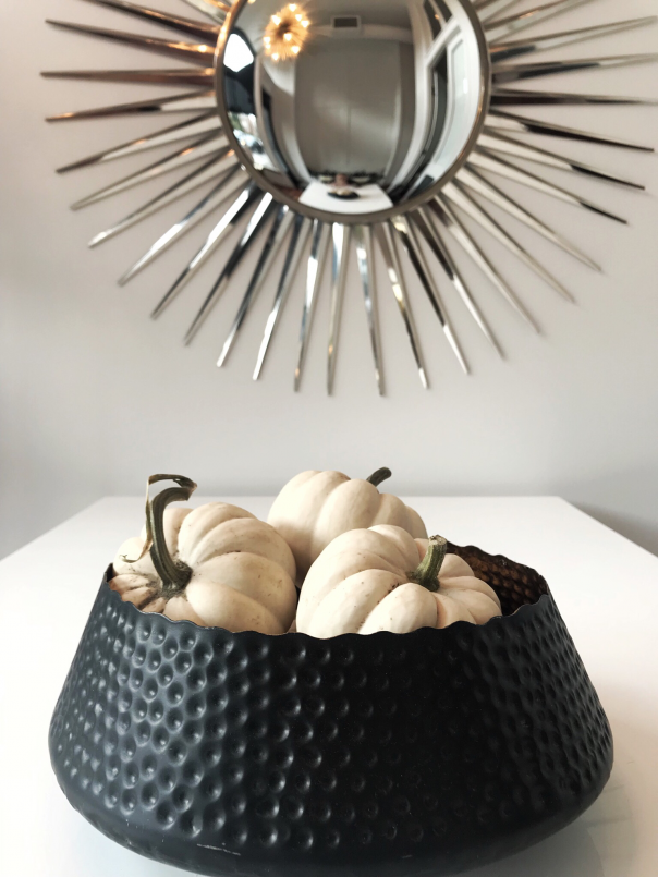 Everything You Need for a High-Style Halloween, White Pumpkins, Chic Halloween Decor