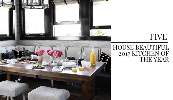 interior design trend, kitchen design, kitchen of the year, modern kitchen, house beautiful kitchen of the year