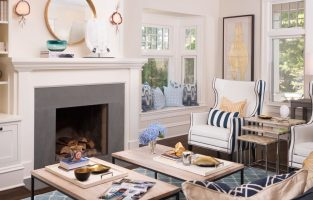 Home Tour: Fearless Style Fit for a Family