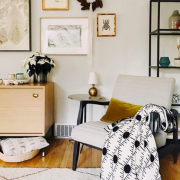 Throw styling and interiors by Coco Kelley