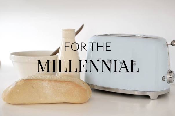 Gift Guide for the Millennial, Holiday Gifts for the Young Adult and Millennial