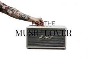 The Music Lover Gift Guide