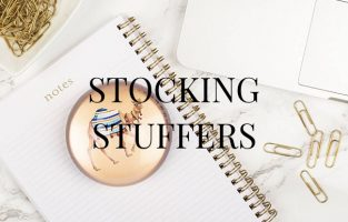 2017 Holiday Gift Guide: Stocking Stuffers
