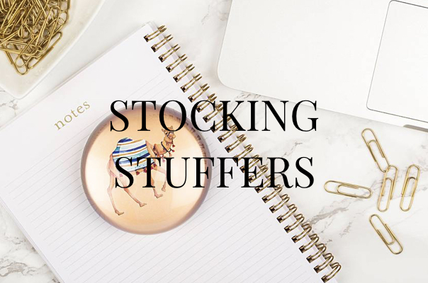 Holiday 2017 Gift Guides: Stocking Stuffers