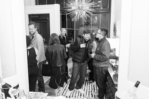 Pulp Design Studios Preview Party