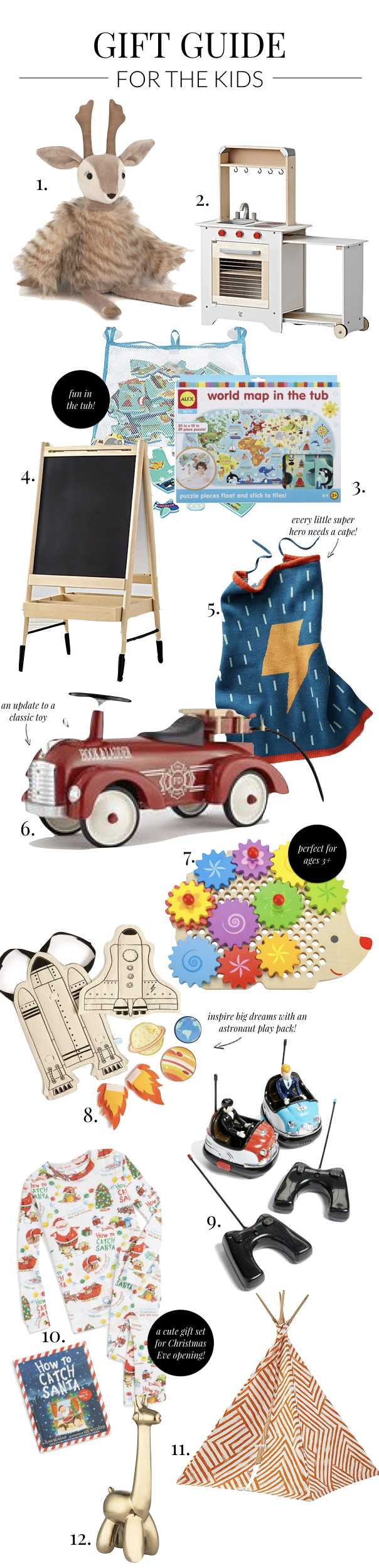 2017 Holiday Gift Guide: For the Kids