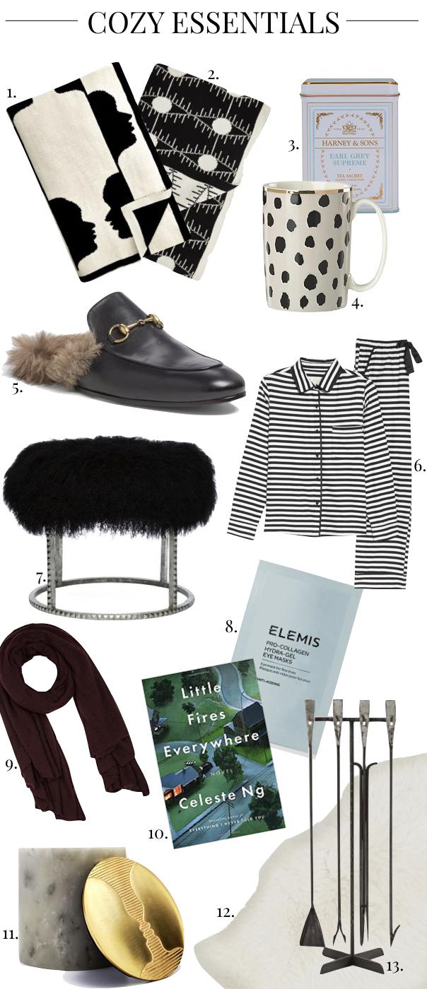 Cozy Home Decor and Fashion Essentials for Winter