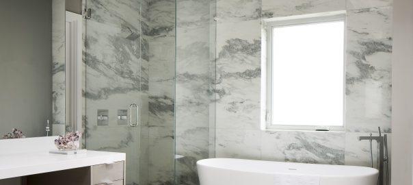 White Marble Interiors, White Marble Bathroom, Bold White Marble, Why You Need White Marble