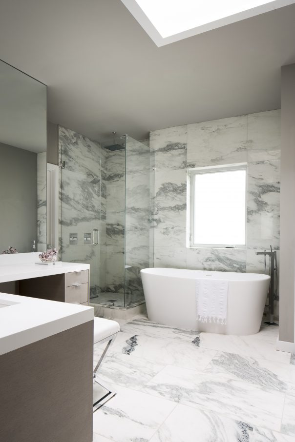 White Marble Interiors, White Marble Bathroom, Bold White Marble, Why You Need White Marble