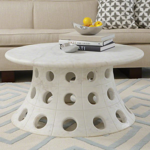 Pulp Home – Circle Taper Coffee Table