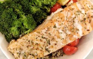 A Delicious Salmon Recipe To Kickstart Your New Year