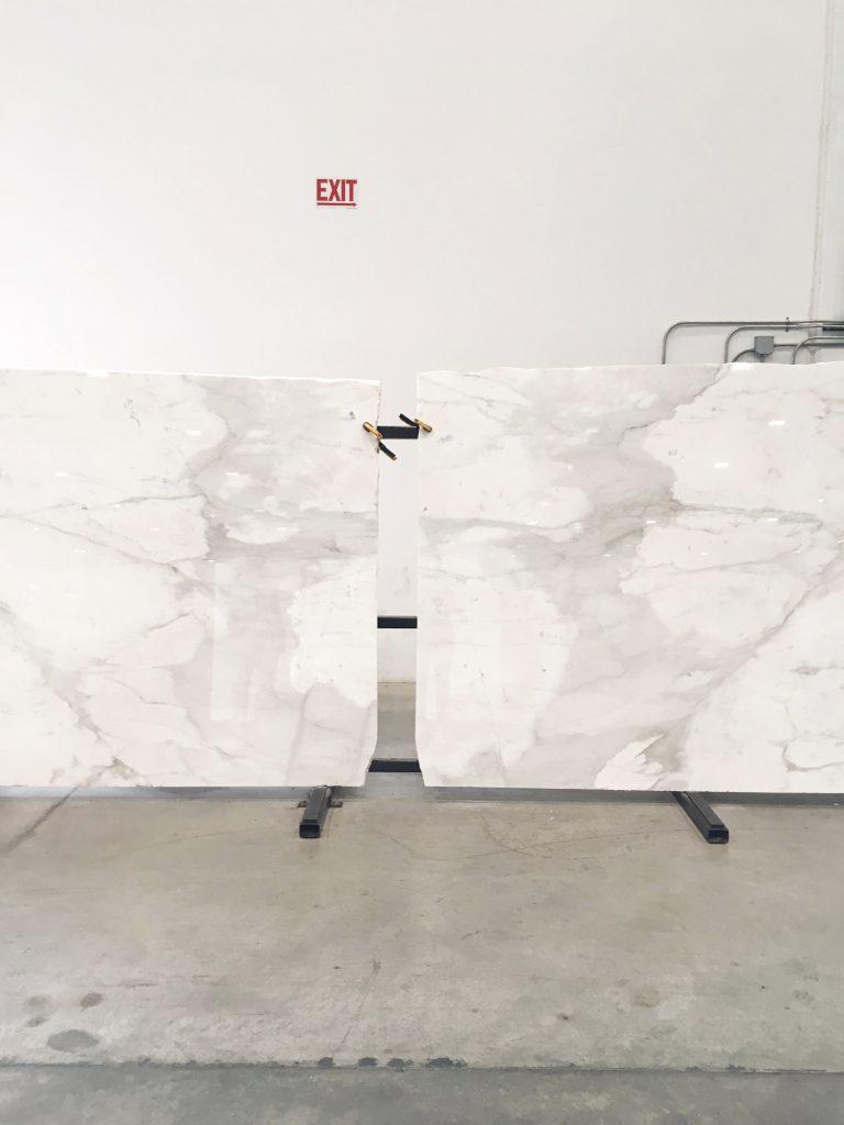 Marble Slab Yard, White Marble Interior Design