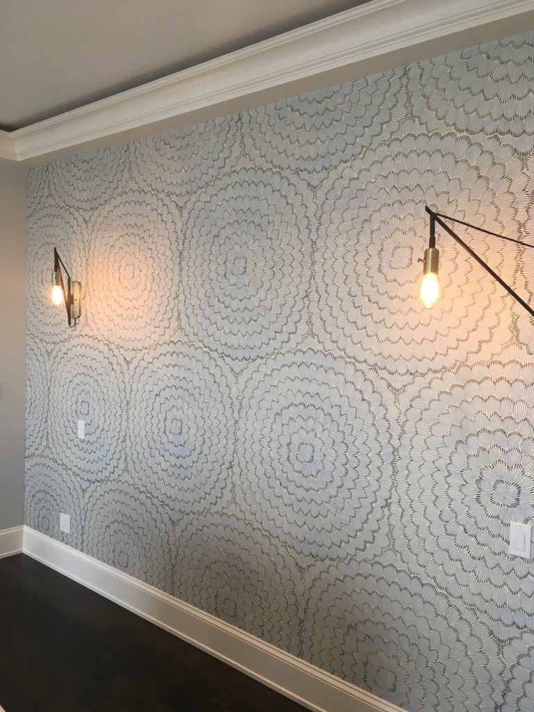 5 Wallcoverings We Installed This Month Pulp Design Studios