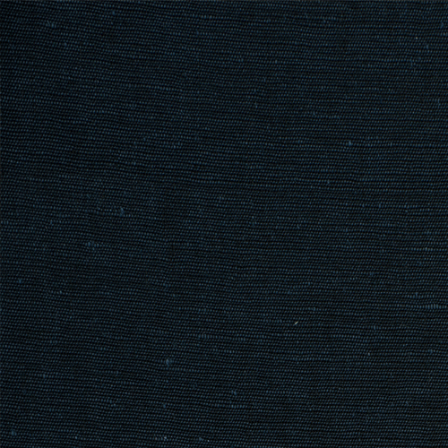 Maddox - Navy - Pulp Design Studios for S Harris textiles. This 100% linen is a lightweight neutral textile perfect for drapery in a deep navy blue.