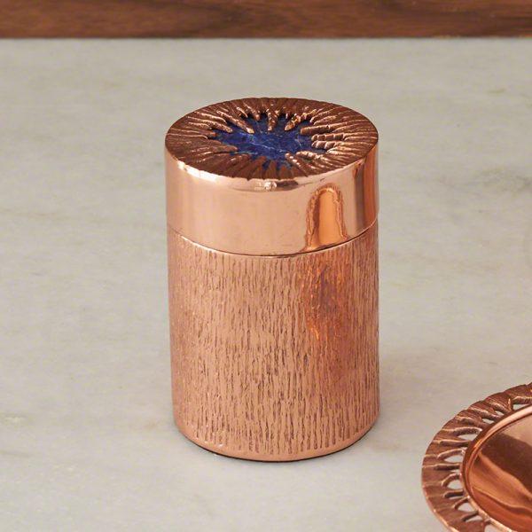 Pulp Home – Crimped Box – Copper:Lapis