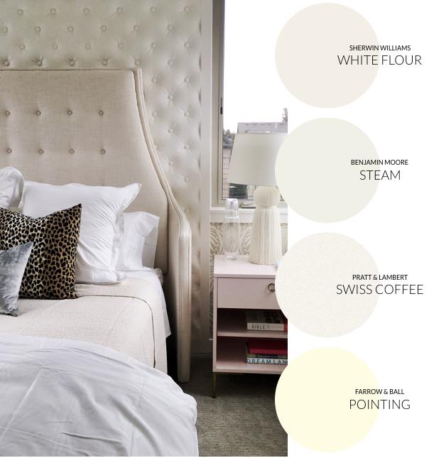 Best Creamy White Paint Colors