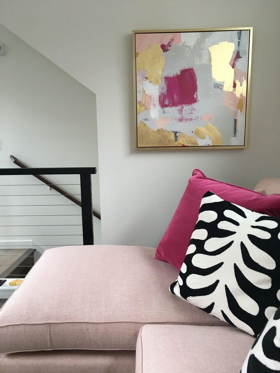Feminine Home Install11
