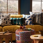 Pulp S Harris – Lounge – Sectional with Pillows