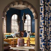 Pulp S Harris – Lounge – Hidalgo Drapery in Royal