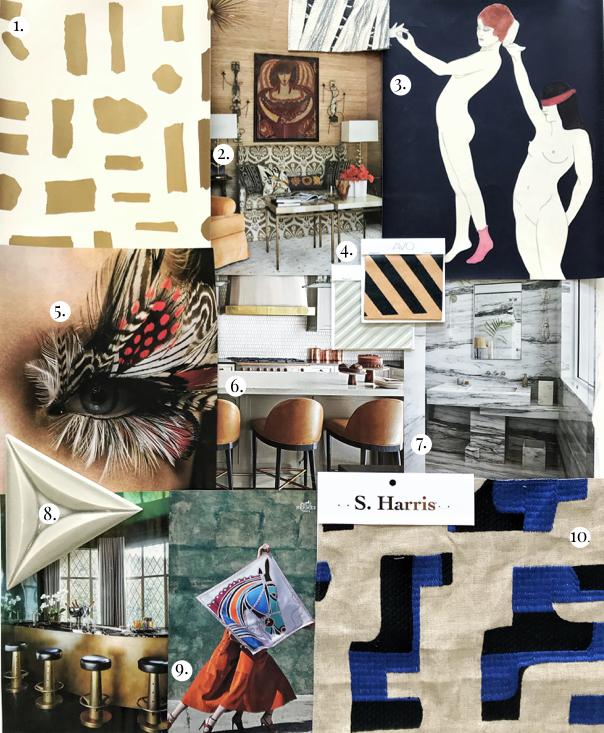 The Pulp Edit April 2018 - Top Interior Design Trends in Spring 2018