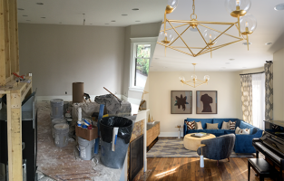 Before + After: A Modern Family Home with Edge in Seattle