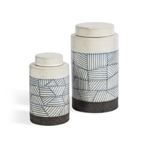 Aldrich Tea Jars, Ceramic Tea Jars, glazed tea jars, Tea Jars