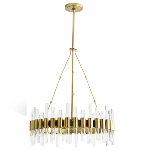 small Haskell Chandelier, Haskell Small Chandelier, Haskell Chandelier, small Chandelier, Chandelier