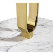 Pulp Home – Hensley Side Table – Brass_02