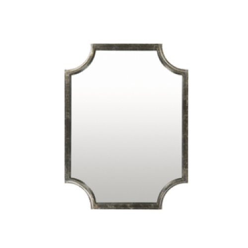 Joslyn Mirror, Joslyn antique silver Mirror, antique silver Mirror, mirror
