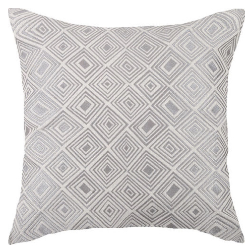 Pulp Home – Nomad Emb Pillow – Stone