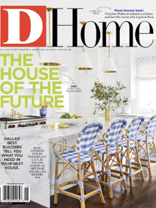 D Home May June 2018 Cover