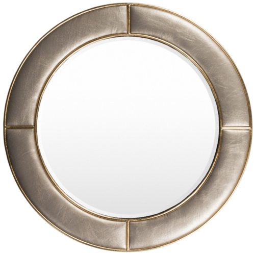 Pulp Home – Arial Mirror – Champagne