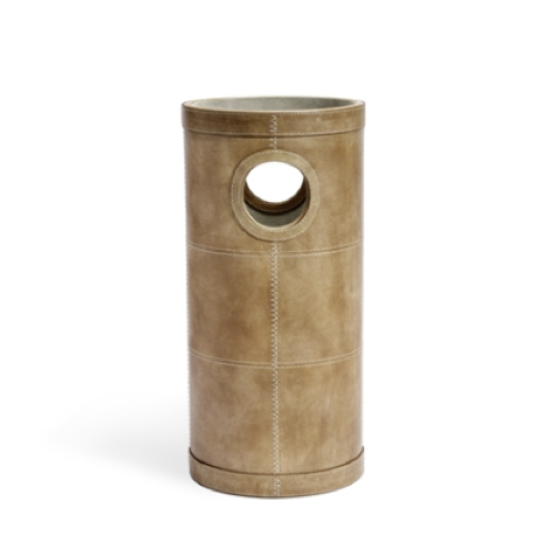 Daryl Umbrella Stand Tan, Daryl Umbrella Stand, Daryl Umbrella, Umbrella Stand, brown leather Umbrella Stand