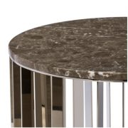 Pulp Home – Greer Side Table – Italian Grey – b