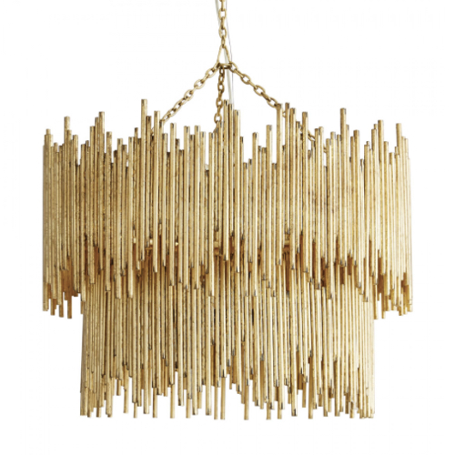 Prescott Two Tiered Pendant, pendant chandelier, Two Tiered Pendant chandelier, chandelier , gold chandelier