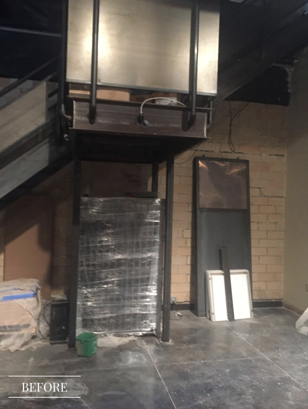 Dallas Loft Interior Design Before and After.002