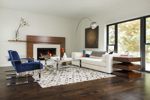 Pulp Modern Living Room