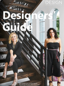 Dallas Design Week 2018 Guide - Pulp