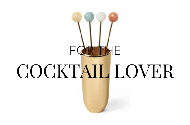 Gift Guide Icon - Cocktail Lover