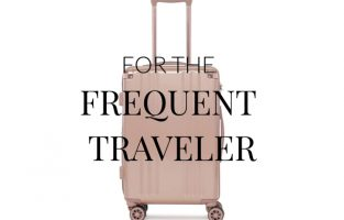 2018 Holiday Gift Guide: For The Frequent Traveler