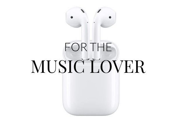 Gift Guide Icon - Music Lover