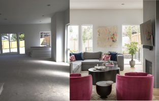 Before + After: Pulp Design Studios Creates Custom Details for a New Build