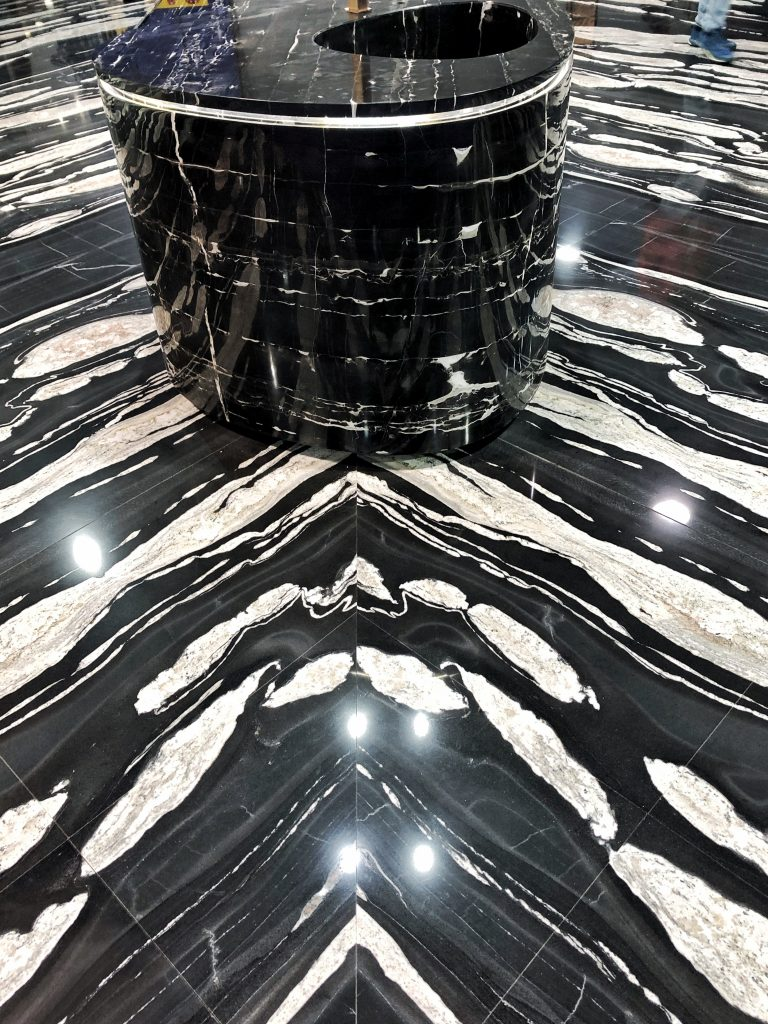 Antolini Italy - BookMatched Marble