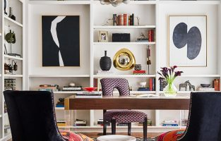 Home Tour: Eclectic Elegance