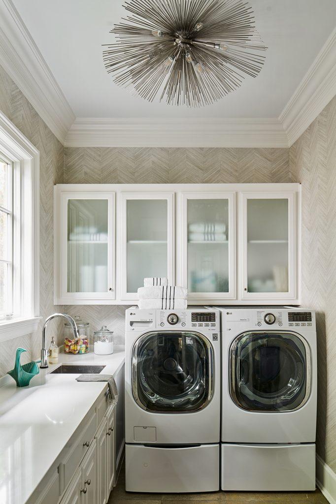 Pulp Design Studios -Eclectic Elegance - Laundry