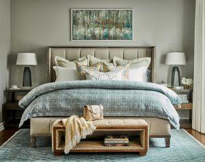 Pulp Design Studios -Eclectic Elegance - Master Bedroom